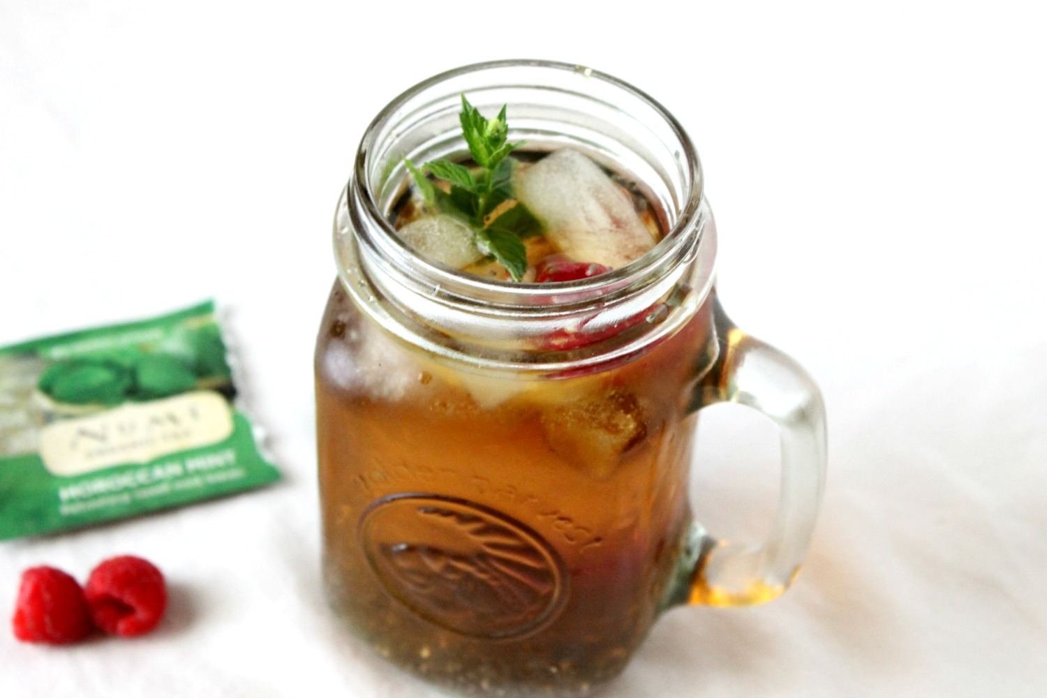 Chia Seeds Iced Tea